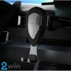 Холдер Xiaomi CooWoo T100 Gravity Car Phone Holder Space Silver