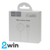 БЗУ CW16 iWatch wireless charger 1A White