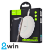 БЗУ CW13 Sensible wireless charger 2A White