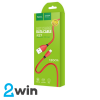 Кабель Hoco X27 Excellent charge charging data cable for Lightning Red