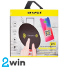 БЗУ Awei W5 QI Wireless Charger 1A Black