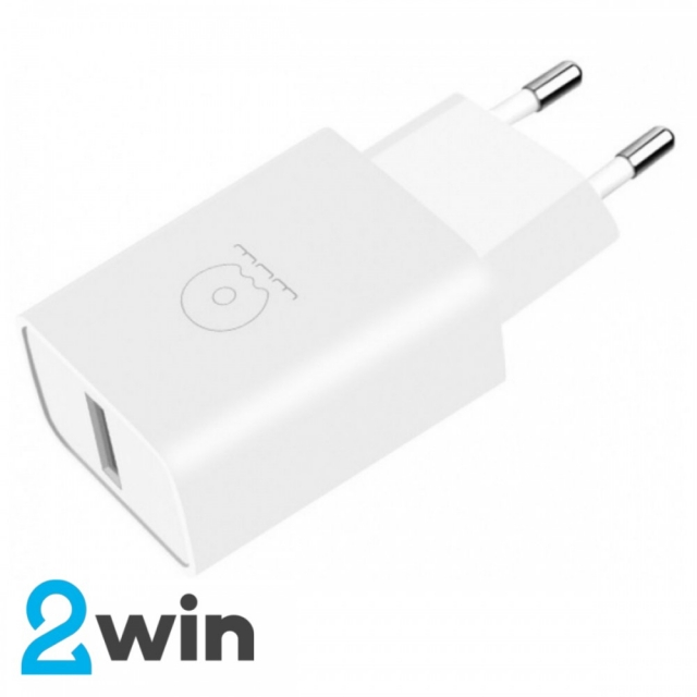 СЗУ WUW T27 Quick Charge 3.0 3A with Micro Cable 1USB White