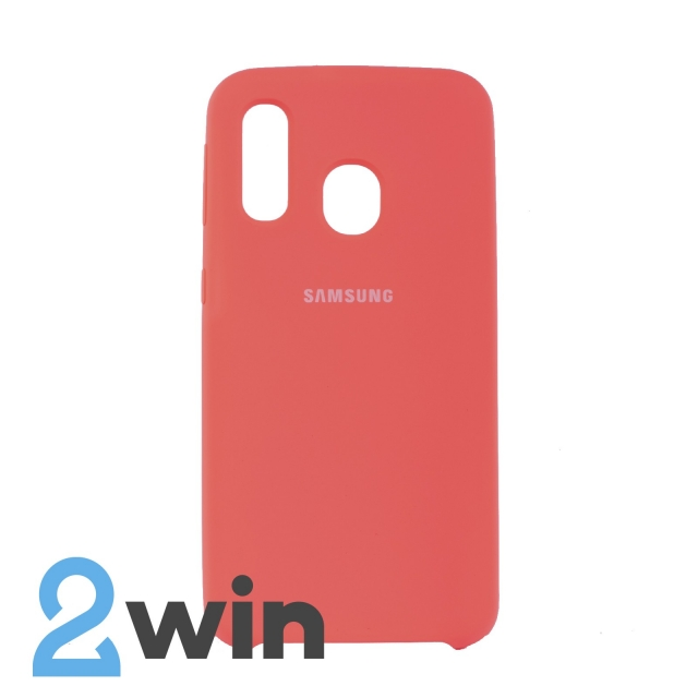 Чехол Jelly Silicone Case Samsung A40 Камелия